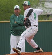 David Beeson was the pitching coach at Bossier High this past season. He passed away Monday.
