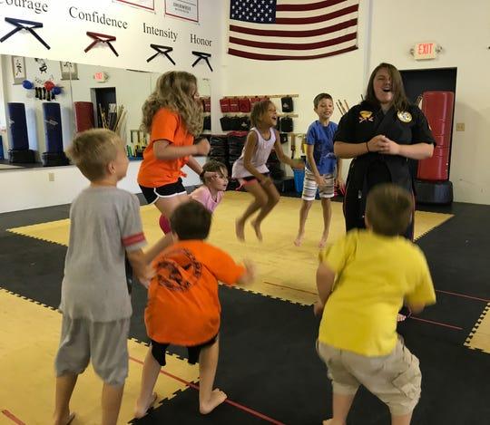 Karate kid: Boy with autism celebrates big at dojo