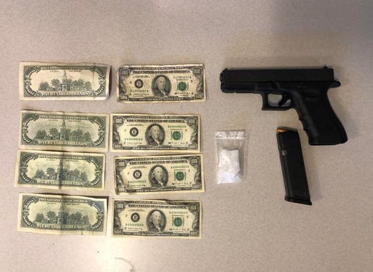 Mesquite police arrested two men last week over an alleged counterfeiting scheme and drug trafficking.