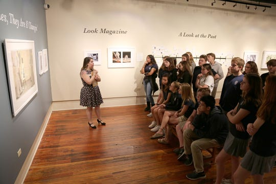 Learn to be a tour guide at Gadsden Arts.