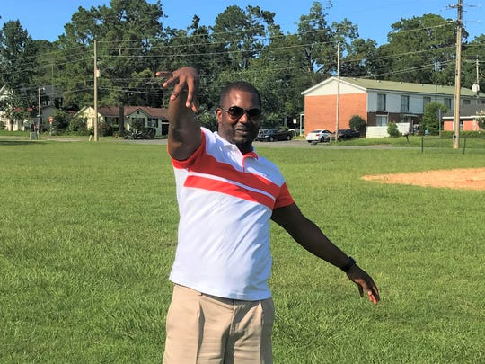 FAMU football coach Willie Simmons returns to the field where he first played quarterback as a child in Quincy.