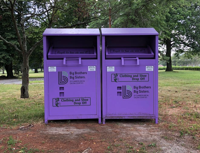 When it's time to declutter your closet or dresser drawers, consider donating items you no longer need to Big Brothers Big Sisters Cumberland & Salem Counties.