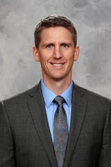 The New York Rangers have hired Kris Knoblauch as the head coach for AHL Hartford. (Photo by Len Redkoles/NHLI via Getty Images)