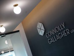 Community involvement keeps Connolly and Gallagher LLP at Top Workplace list