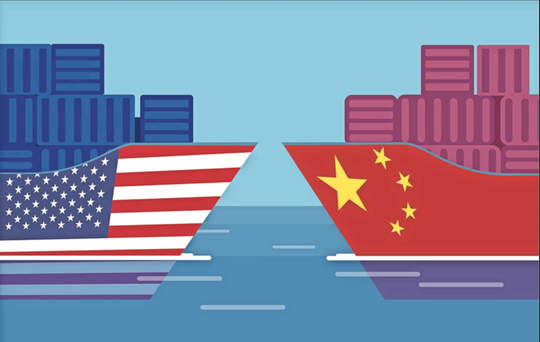 U.S. and China trade war