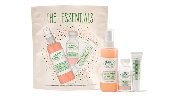 Wipe out blemishes with this set of Mario Badescu essentials.