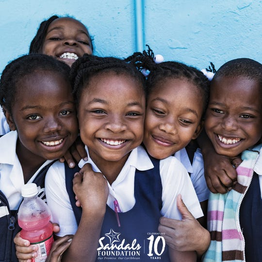 Staying at a Beaches resort? The Sandals Foundation provides voluntourism opportunities where you can visit local schools.