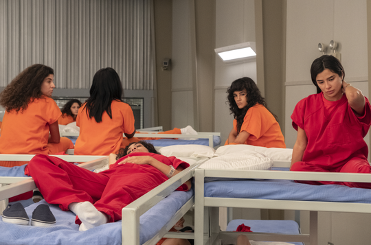 'Orange Is The New Black' Tackles Family Separation Crisis