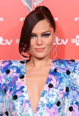 "Jessie J attends a photocall to launch the new series of ""The Voice Kids"" on June 6, 2019 in London."