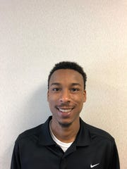 Malcom Barnes went through texting to get his job at Community Health Network in Indianapolis.