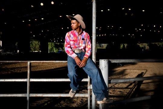 Ky Hardy, a Northern California junior & senior bull riding champion has been competing in rodeo's since he was four  and got started after joining the Brotherhood Youth Riders.