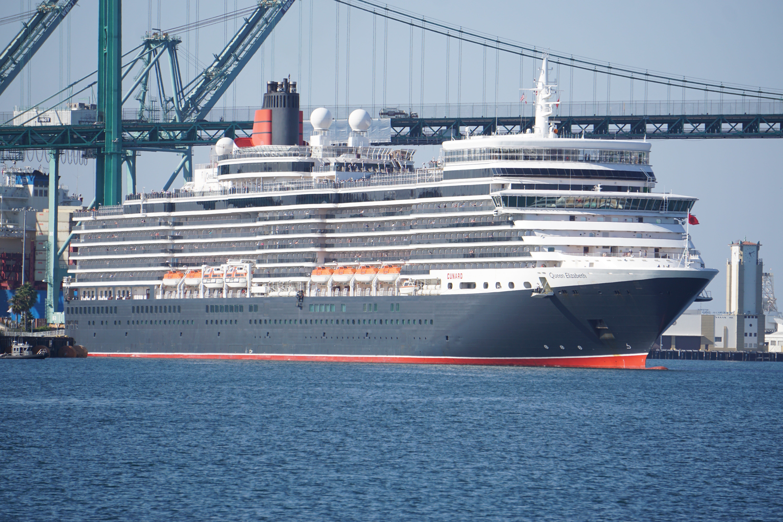 Cruise ship tours: Take a look inside Cunard Line's Queen Elizabeth