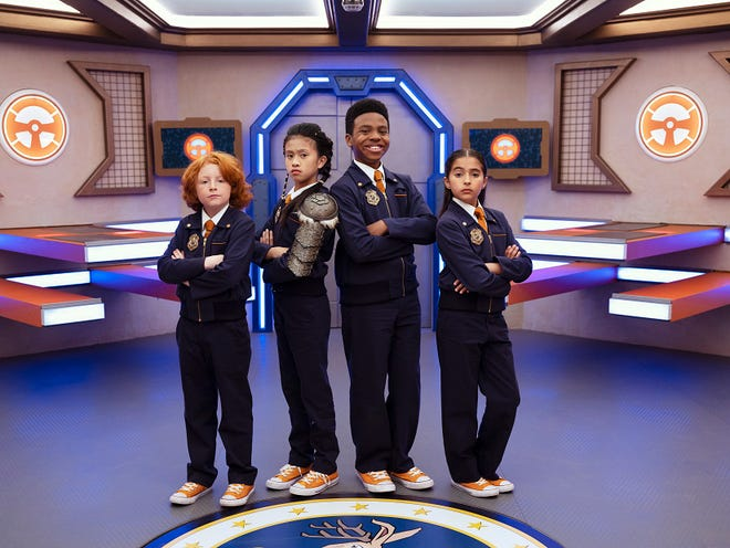 "PBS Kids' ""Odd Squad"" has introduced its new cast for the new season coming this winter."