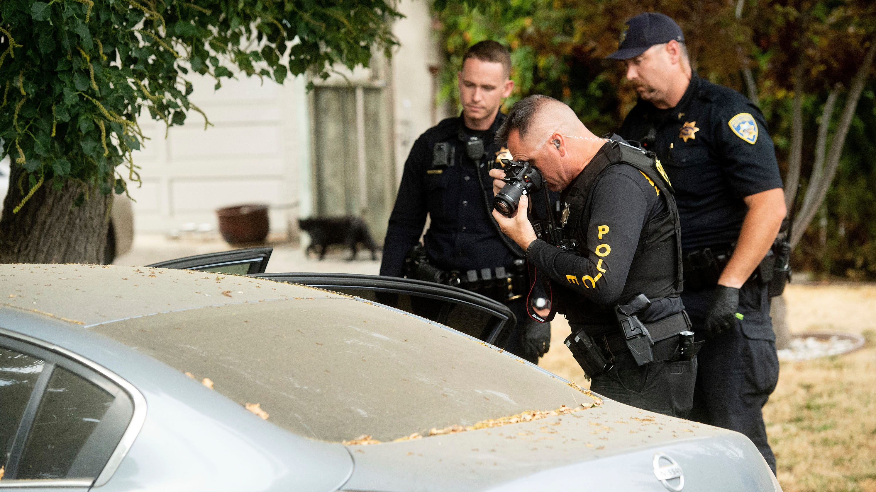 Santino William Legan, Gilroy shooter: Insta cited 'Might Makes Right'