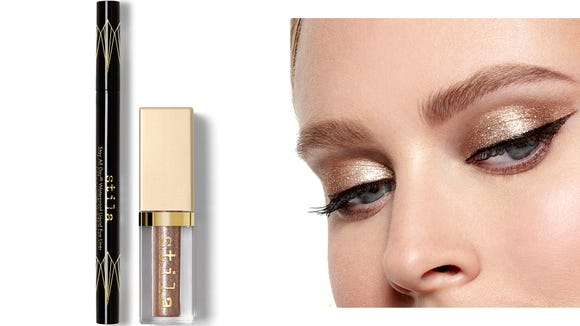 The only eyeliner and liquid eyeshadow combo set you'll ever want.