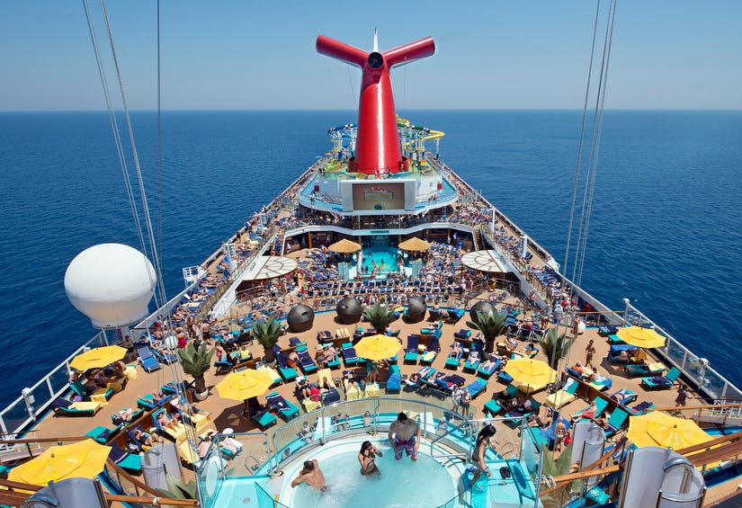 Debunking 15 cruise myths: Yes, you can go on a cruise alone. No, not everyone is drunk