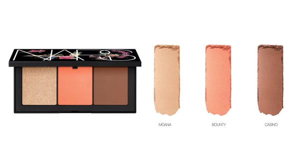 Glow like a goddess with this Nars palette.