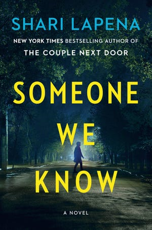 """""""Someone We Know"""" by Shari Lapena"""