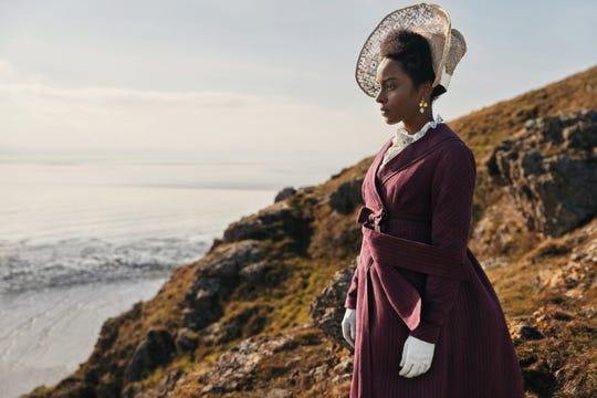 """Crystal Clarke as Miss Lambe in """"Sanditon."""""""