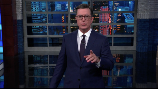 Colbert: Trump wants Matlock on his legal team