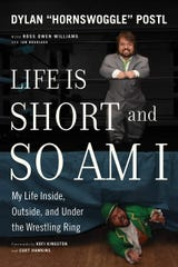 """Life Is Short and So Am I: My Life Inside, Outside, and Under the Wrestling Ring"" is due out Sept. 10."