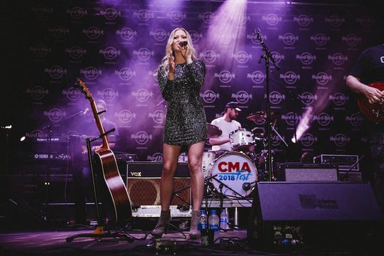 Nashville recording artist Tessa Victora was raised in Binghamton and is will open for Hunter Hayes at this year's Spiedie Fest.