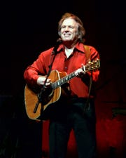 "Don McLean performs at The Sage Gateshead in 2015. McLean, the legendary singer behind the hit tune ""American Pie,"" will perform at the Anderson Center at Binghamton University on Friday."