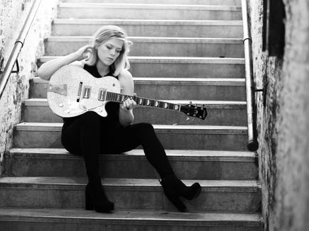 Liz Longley will be in concert Oct. 12 at the Admiral Theatre.