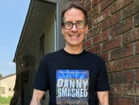 Retired Hunterdon Central guidance counselor debuts as author with 'Danny Smashed'