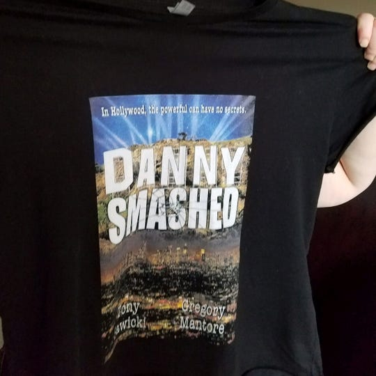 "Greg Mantore of Flemington and his writing partner Tony Sawicki recently published their first novel, ""Danny Smashed."""