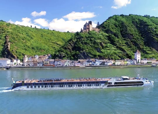 A cruise on AmaMora of AmaWaterways.