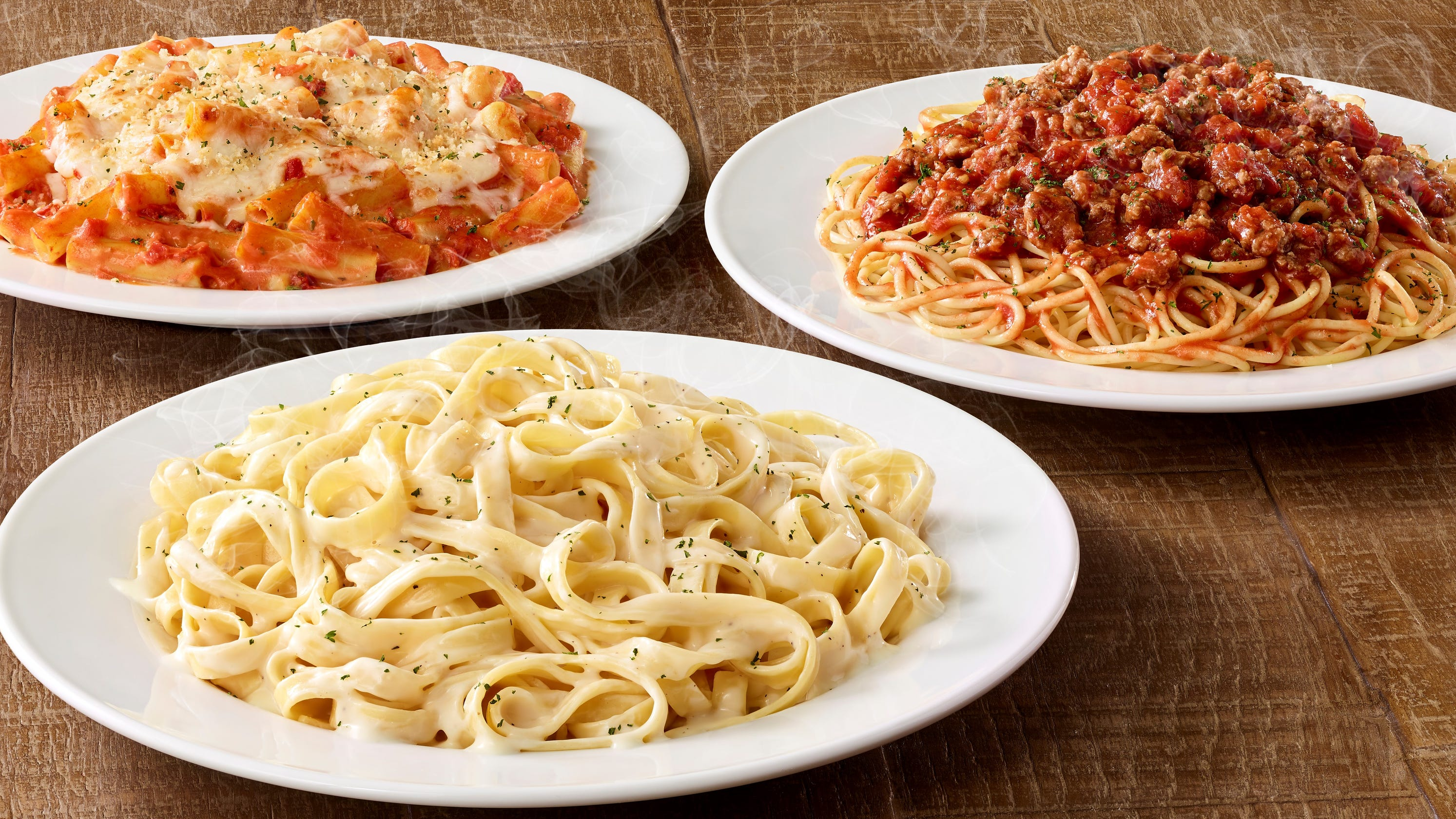 Olive garden 5 take home entrees available in des moines - Does olive garden deliver to your house ...