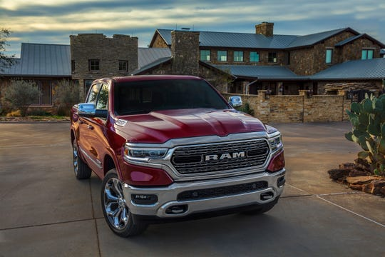 Fiat Chrysler Automobiles' results in the second quarter were powered in large part by sales of the 2019 Ram 1500.