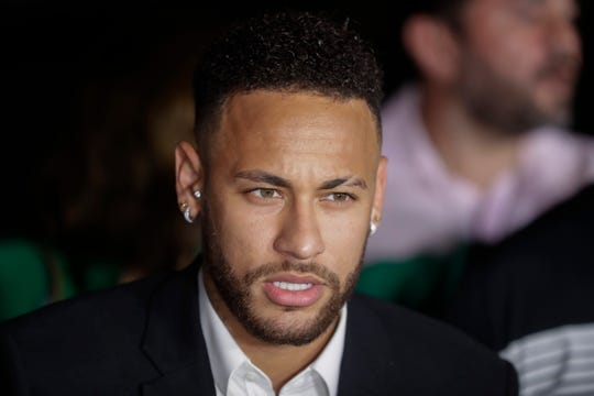 Brazilian police finished their investigation of the rape accusation against soccer star Neymar and announced their conclusion on Tuesday.