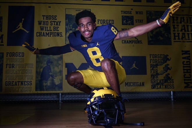 West Bloomfield's Makari Paige is the fourth in-state recruit to commit to Michigan's 2020 recruiting class.
