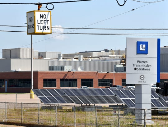 GM's Warren Transmission plant will shut its doors after Thursday.