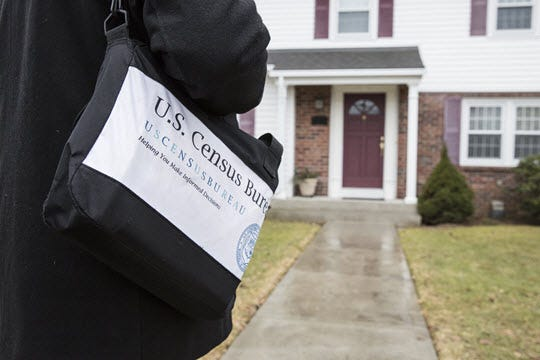 The 2020 U.S. Census begins Sunday with workers fanning out across neighborhoods to verify addresses and gather information so that an accurate count of the country's population can be made.