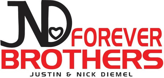 Logo created in honor of Justin and Nick Diemel