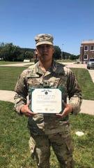 SPC Kenneth Dado - Army Achievement Medal.