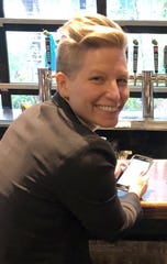 Dr. Katie Imborek, co-director of the University of Iowa LGBTQ Health Clinic