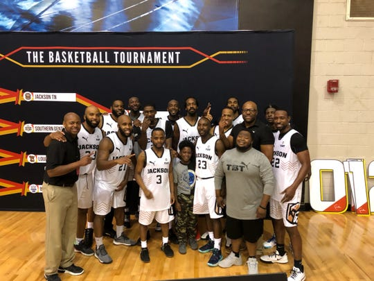 The Jackson Underdawgs entered the Memphis region of The Basketball Tournament as a No. 8 seed, but the Underdawgs won the region.
