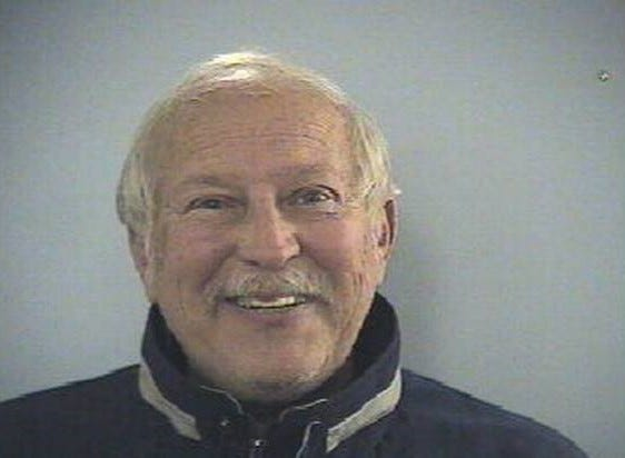 Steven Meade, 74, allegedly shot his wife July 28 inside their Lexington, Kentucky, residence over a dispute about scratches on antique furniture.