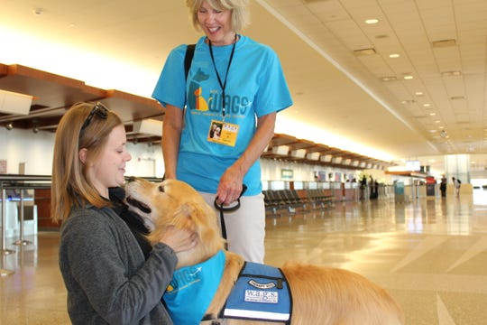 Furry travel companions to come to Louisville Muhammad Ali International Airport
