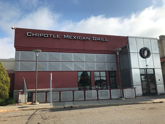 A Chipotle Mexican Grill located in the Lansing Mall may relocate operations to a new restaurant proposed on just over a half acre of land in the Delta Center, a shopping plaza on West Saginaw Highway, said a Delta Township official.