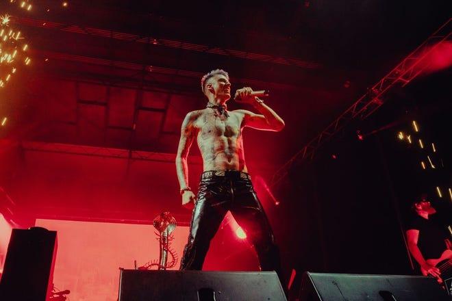 Machine Gun Kelly will headline EST Fest 6 this weekend at Ohio Dreams.