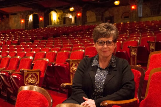 Bev Ford, Marion Palace Theatre executive director