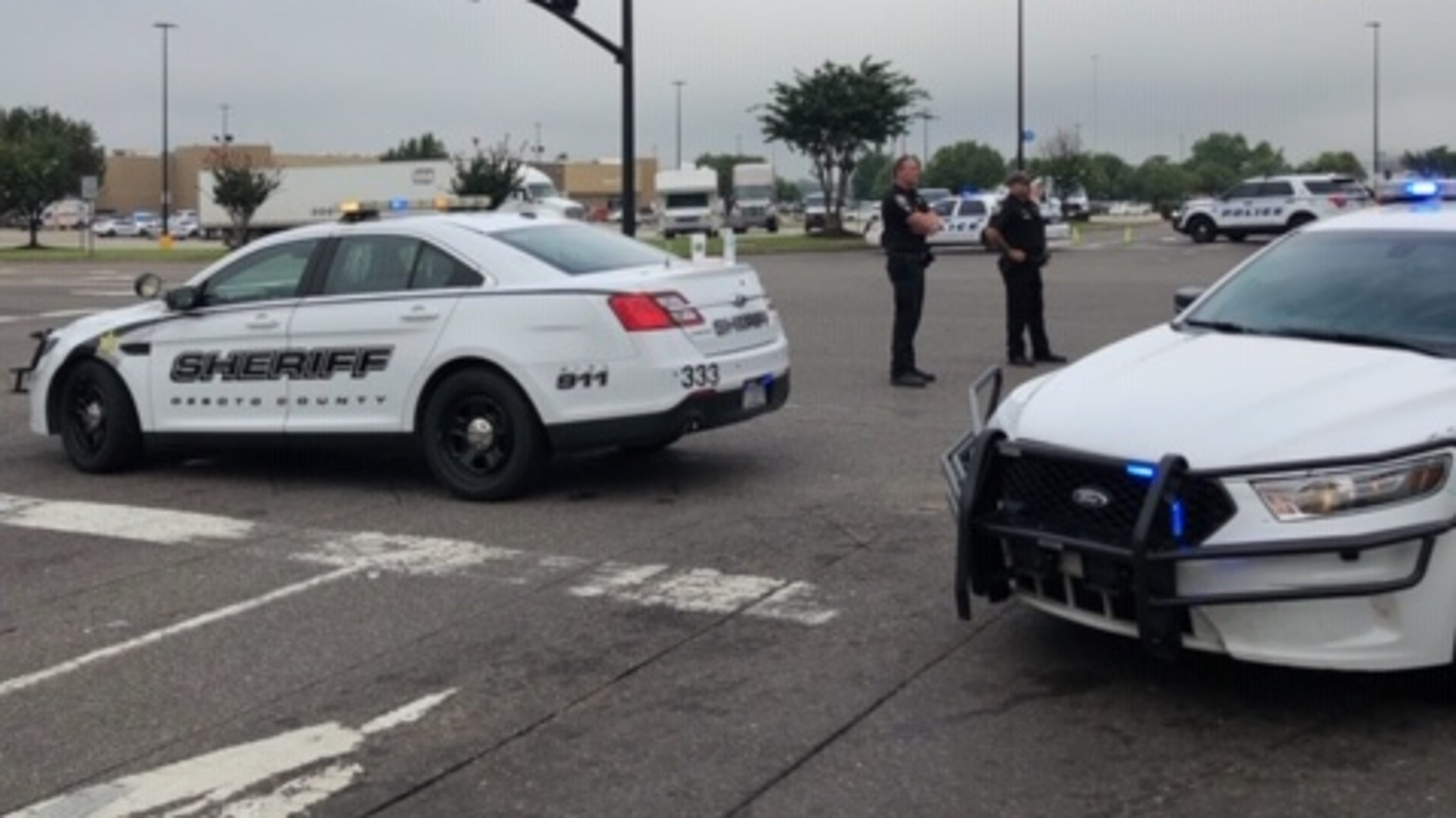 Mississippi Walmart: Two killed in shooting
