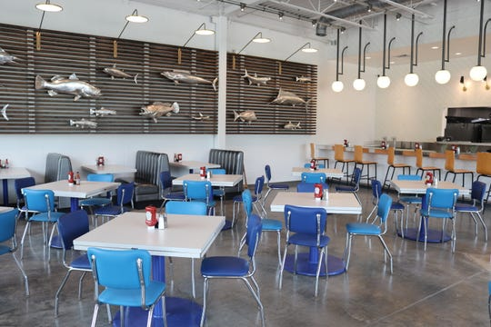 The new Soul Fish Cafe in Cordova is located at 8413 Hwy 64.