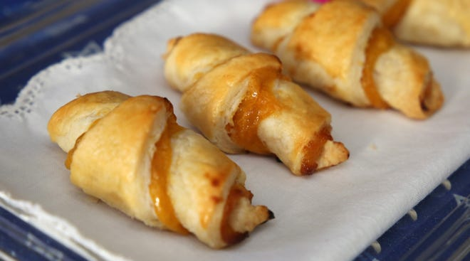 Rugelach will be among the sweets sold at the Jewish Food Festival in Mequon on Aug. 18 and 19. It's the first year for the festival by the Peltz Center for Jewish Life. The event will be held at Virmond Park.