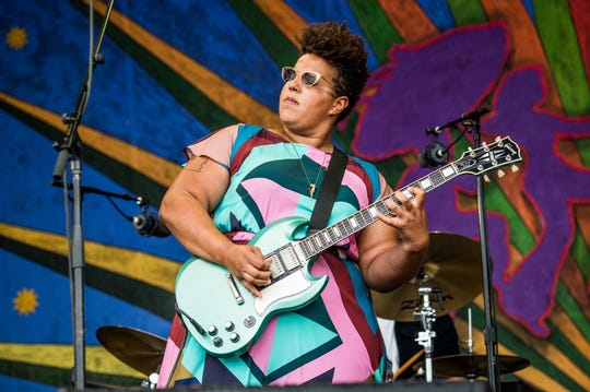 Brittany Howard will play the Ryman Auditorium on Aug. 19.